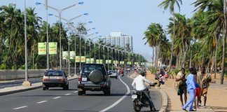 lome boulevard Afrique