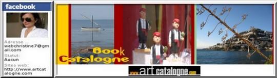 Cliquez pour découvrir le site BookCatalogne