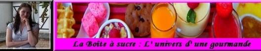 """Cliquez pour consulter le blog """"Sucre Gourmand"""" de Jessica"""