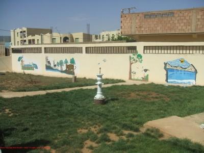 La nouvelle crèche à Harchoune (Chlef - Algérie)