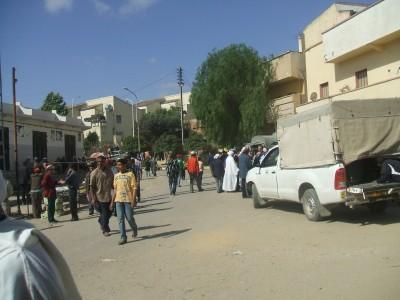 Jour de marché à Tadjena (Wilaya de Chlef)