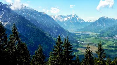 De Eschenlohe à l'Osterfeuerspitze ; balade bucolique en Bavière (Randonnée Allemagne) 14