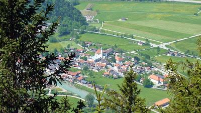 De Eschenlohe à l'Osterfeuerspitze ; balade bucolique en Bavière (Randonnée Allemagne) 16