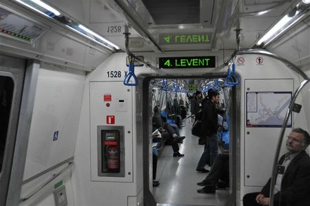 istanbul transport metro