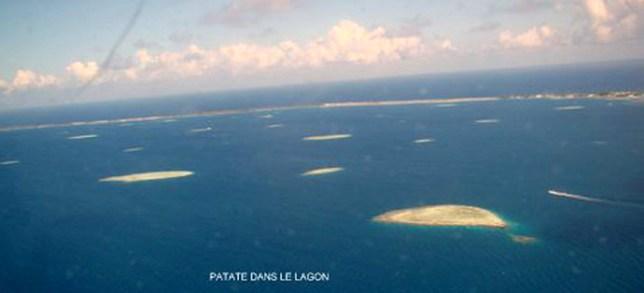 0644fca5da patate dans le lagon tahiti Pêcher à Tahiti ; techniques de pêche et traditions de pêcheurs en Polynésie