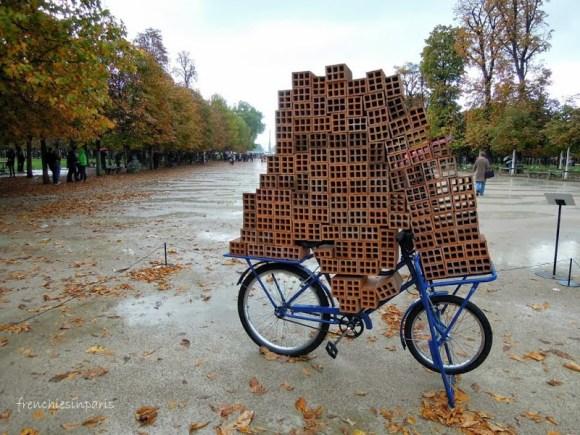 De l'art contemporain dans les jardins de Paris 4