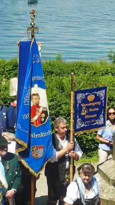 Hommage à Ludwig II, Louis 2 de Bavière, au lac Starnberg en Haute Bavière 23