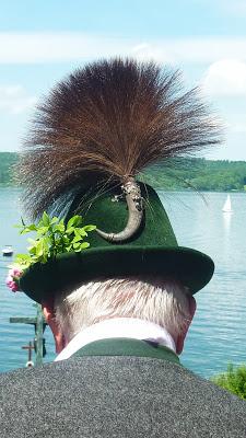 chapeau des alpes bavaroises