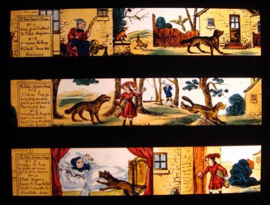 chaperon rouge musee du loup bretagne