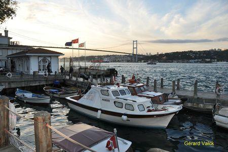 Tabarlasi istanbul UNE JOURNEE A ISTANBUL