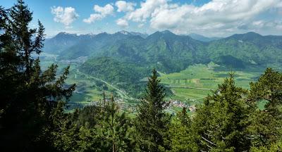 De Eschenlohe à l'Osterfeuerspitze ; balade bucolique en Bavière (Randonnée Allemagne) 17