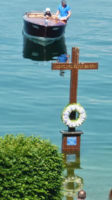 Hommage à Ludwig II, Louis 2 de Bavière, au lac Starnberg en Haute Bavière 33