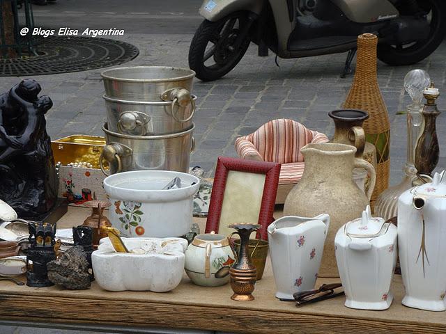 Shopping à Paris : la tradition des marchés de Paris 57