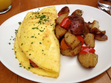 kitchen omelette