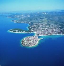 Primošten dalmatie croatie