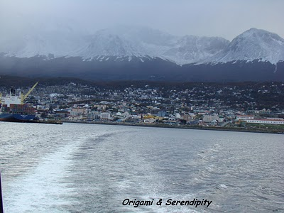 Ushuaia : Navigation par le canal de Beagle 1
