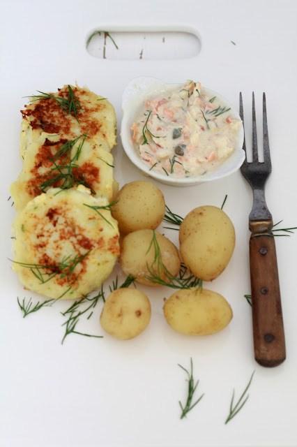Fiskefrikadeller ; recette danoise de croquettes de cabillaud (Cuisine Danemark) 1