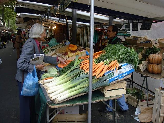 Shopping à Paris : la tradition des marchés de Paris 6