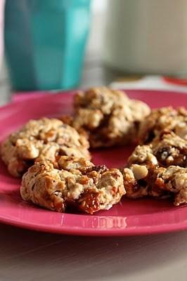 Cookies très moelleux aux noisettes à la confiture de lait 2