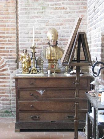 63231 52984121 p La belle église de Simorre et le musée paysan