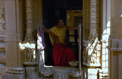 Jaisalmer, la dorée : les temples Jains et le Thar Heritage Museum 54