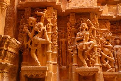 Jaisalmer, la dorée : les temples Jains et le Thar Heritage Museum 55