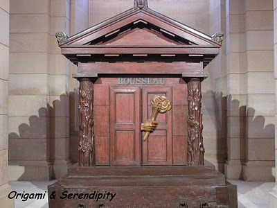 Une visite au Panthéon à Paris 8