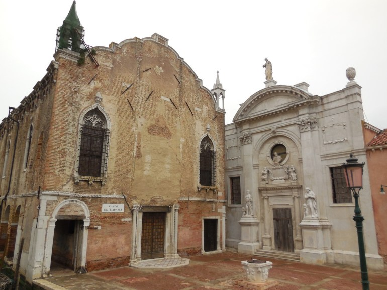 Venise quartier par quartier: Cannarégio
