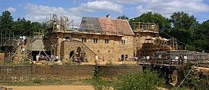 Guédelon chateau fort médiéval