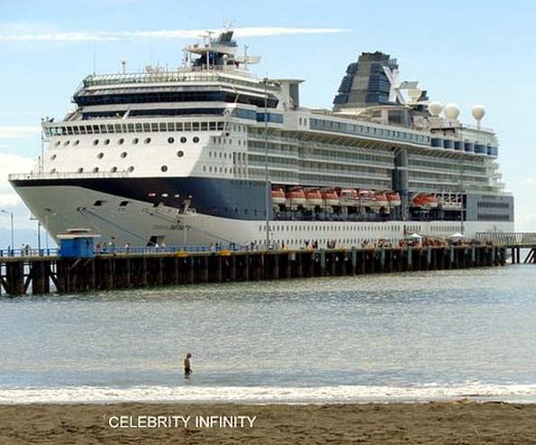 bateau celebrity infinity