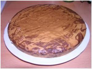Gâteau Zebra (Recette croate) 1
