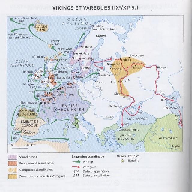 La route des Varègues aux Grecs, ou la naissance de la Rus' de Kyiv 2