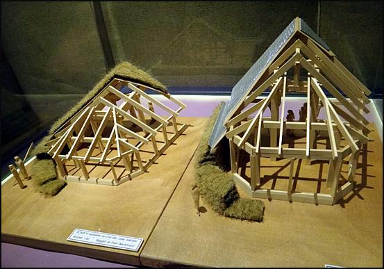ferme viking construction Lofoten