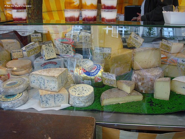 Shopping à Paris : la tradition des marchés de Paris 8