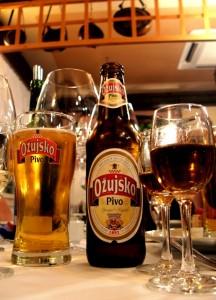 Maison de la bière de Zagreb (Shopping Croatie) 1