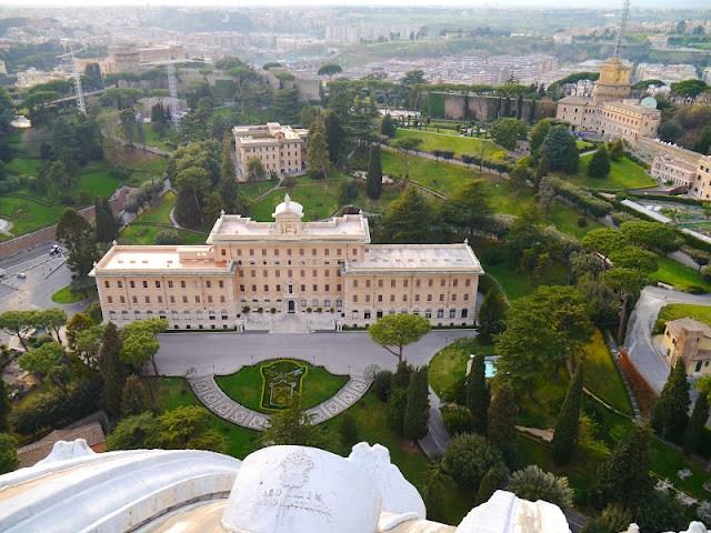 rome Piazza del Governorato