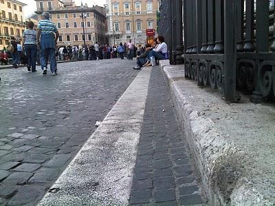 Guide Rome - Piazza Navona, pêle-mêle du dimanche 3