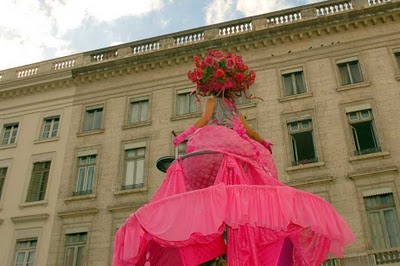 "Agenda Lyon - Biennale de la danse ""la vie en rose"" 5"