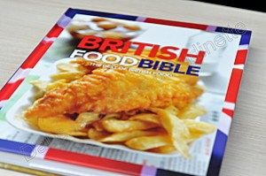recette anglaise british food bible