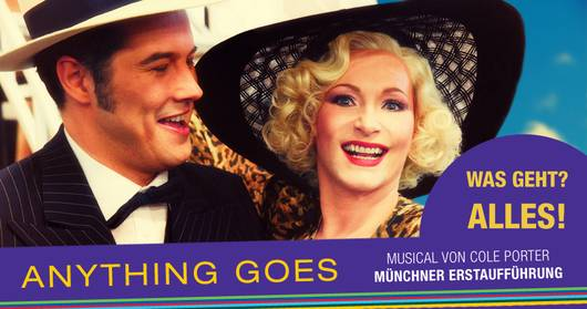a867a578bd 0b0509cebd Anything goes de Cole Porter au Deutsches Theater