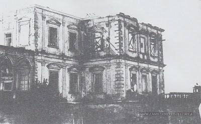 Le château de Podgoretsky entre influences Renaissance et baroque 4