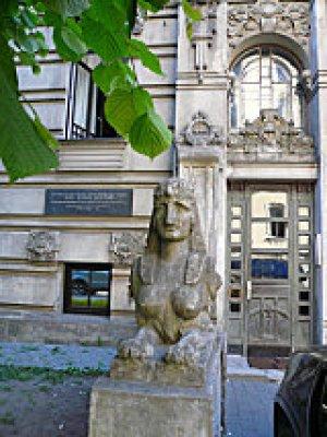 Mikhaïl Eisenstein ; de Saint Petersbourg à Riga, l'empreinte de l'Art Nouveau 1