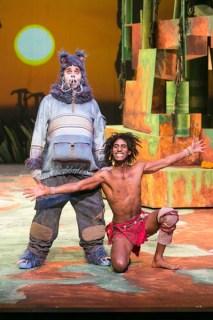 livre de la jungle deutsches theater munich muenchen