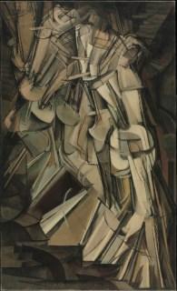Expo Marcel Duchamp à Munich 1912 au Kunstbau 2