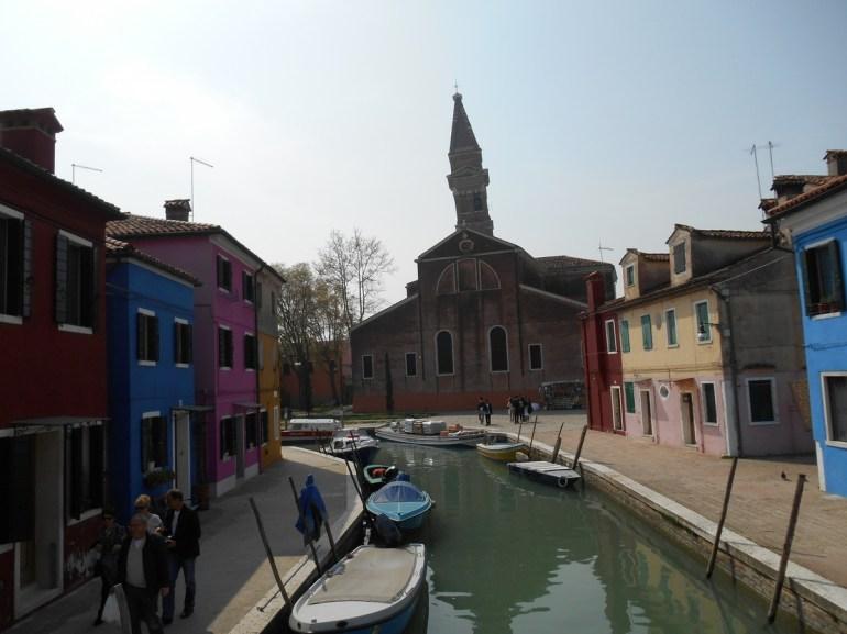 Venise et les îles de la lagune: Murano et Burano