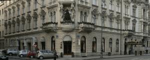 """L'hôtel Palace, l'hôtel le plus ancien de Zagreb, classé """"Hôtel du Patrimoine"""" 1"""