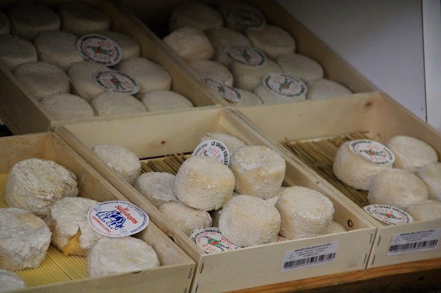 chavignol fromages
