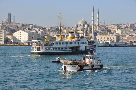 istanbul bateau eminonu