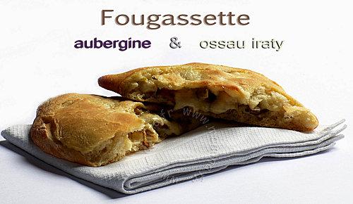 FOUGASSE AUBERGINE
