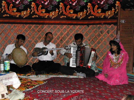 yourte voyage ouzbekistan